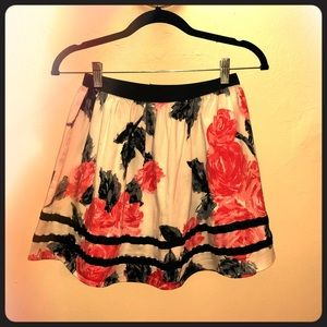Swoop and Spin Skirt